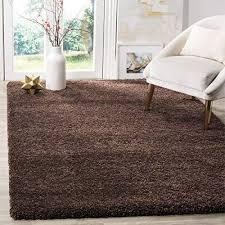 artistic dark brown area rug of com