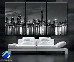 canvas wall art canada large 3 panels art canvas print beautiful toronto canada downtown city skyline canvas wall art canada  on airplane canvas wall art canada with canvas wall art canada wine wall art canvas abstract canvas wall art