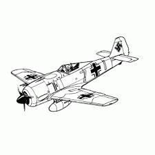 Vliegtuigen Uit Woii Kleurplaten Kleurplaten Voor Volwassenen