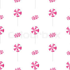 pink lollipop wallpaper.  Lollipop Swirl Lollipop Round Candy Seamless Pattern Endless Texture Sweet Pink  Sugar Dessert On Stick Lolly Bonbon Icon Vector Illustration For Pink Lollipop Wallpaper L