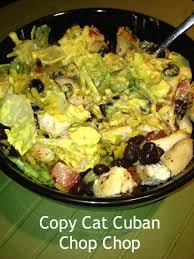 chicken kitchen nutrition cuban chop chop