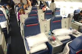 Delta Airlines 767 Seating Chart How To Fly Deltas Best Business Class Seats Domestically