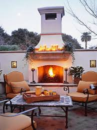 16 fabulous outdoor fireplaces