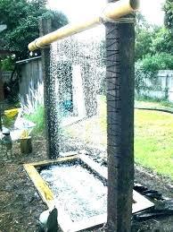 modern garden fountain outdoor wall waterfall modern outdoor wall fountains modern outdoor wall fountain outdoor waterfall