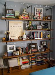 home office shelving ideas. DIY Home Office Shelves Ideas Shelving
