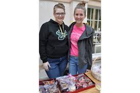 PHOTO GALLERY: Faith Kid's Carnival - Lakewood Ranch High School senior  Jessica McCord joined her friend Ashley Steinbach, of Braden River High  School, as a volunteer. They manned the bake sale together. |