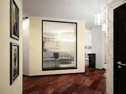 Hall Partition Designs Home Design Living Half Wall Room Divider Idea  Partition Design Ideas Hall Partition