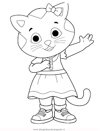 Small Picture Beautiful Daniel Tiger Coloring Pages 96 In Picture Coloring Page