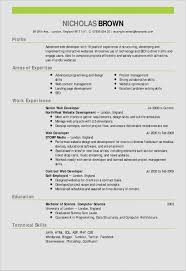 Teacher Resume Template Word Awesome 30 New Free Teacher Resume