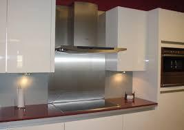 Achterwand Keuken Rvs