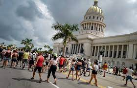 Cuba's Protesters Need U.S. Help for a ...