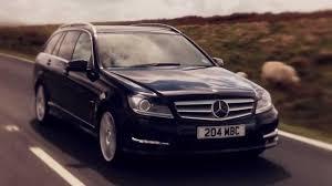 Mercedes-Benz 2012 C-Class Estate Promo HD Trailer - YouTube