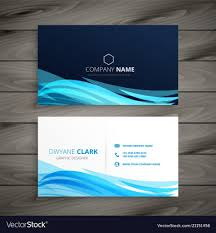 Corporate Visiting Card Design Vector Free Download 015 Simple Design Business Card Vector Visiting Free