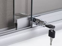 sliding glass door lock devices