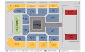 Sands Bethlehem Event Center Seating Chart
