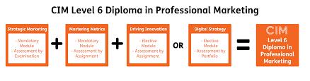 cim diploma in professional marketing professional academy the cim level 6 diploma in professional marketing