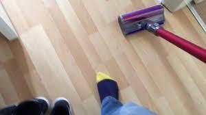 dyson v6 on hard floors