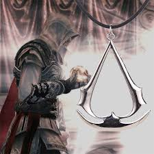assassins creed necklace game altair
