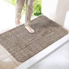 non slip absorbent door mat