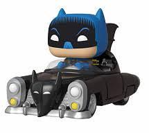 Купить <b>Фигурка Funko POP Rides</b>: Batman 80th – 1950 Batmobile ...