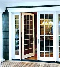 patio doors installation cost replacing sliding glass door with french door replacing sliding glass door with