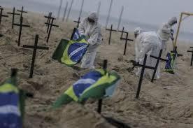 Río de Janeiro prohíbe entrar al mar e ir a la playa ante el 95% de  ocupación de sus camas : : El Litoral - Noticias - Santa Fe - Argentina -  ellitoral.com : :