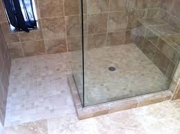 convert bathtub to walk in shower master bathroom tub shower conversion before and after bathroom convert