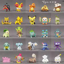 Mô Hình Pokemon Đặt Ra Pokemon Đồ Chơi Búp Bê Số Lượng Lớn Chính Hãng.