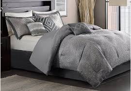 gray and white king comforter set. Delighful And Throughout Gray And White King Comforter Set E