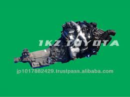 Used Car Engine For Toyota 1kz-te Made In Japan - Buy Used Engines ...