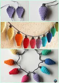 Crochet Christmas Ornaments Patterns Stunning DIY Crochet Christmas Ornament Free Patterns