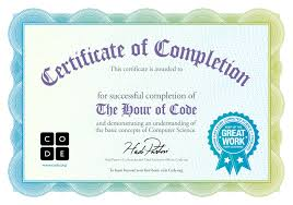 Certificate Anybody Can Learn Codeorg 4