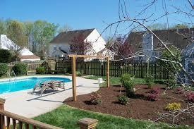 Pool Landscape Design Virginia Beach Pool Landscape Design