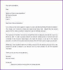 Sample Health Insurance Appeal Letter Auto Insurance Claim Denial