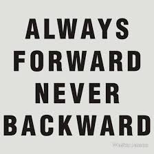 Luke Cage Always Forward Never Backward Always Forward