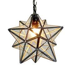 star pendant lighting. wonderful star homestia moravian star ceiling light industrial style pendant lamp 110v  e26 transparent glass and lighting t