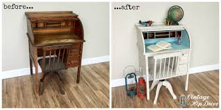 how cute are these antique roll top desk sets we often see them for at vintage and antique markets in our area its kinda rare to find them with their