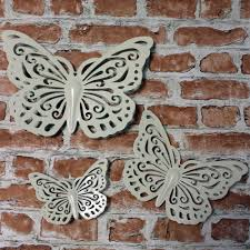 Give your outdoor space a makeover by adding outdoor wall decor to your porch, deck, or patio. Metal Butterfly Garden Wall Art Outdoor Cream White Wall Art Tj Hughes