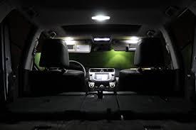 Interior led lighting Enclosed Trailer Amazoncom Precisionled 20092018 Toyota 4runner Led Interior Lighting Kit With License Plate Leds Install Tools 8000k Automotive Amazoncom Amazoncom Precisionled 20092018 Toyota 4runner Led Interior