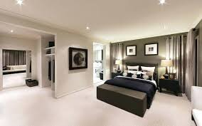 master bedroom with bathroom and walk in closet. Master Bedroom With Ensuite And Walk In Wardrobe Wall Bathroom Pictures Supreme On Closet