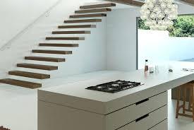 sleek concrete quartz countertops or