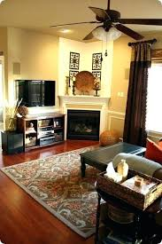 corner fireplace decor 9 best faux images on fake inside design ideas with tv
