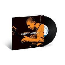 <b>Kenny Burrell</b> - <b>Introducing</b> Kenny Burrell LP (Tone Poet Series ...