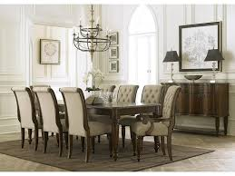 Liberty Furniture Cotswold Formal Dining Room Group Novello Home - Formal dining room sets for 10