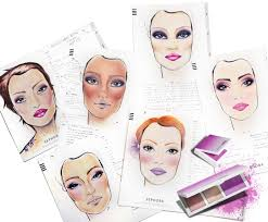 Sephora Face Chart The Sephora Glossy Sephora Pantone Universe Color Of The