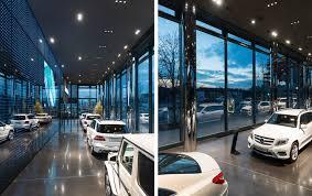 +91 80009 62000   24 hours helpline number +91 99132 44422. Mercedes Benz Showroom Remote Controlled Lighting