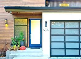 exterior doors modern frosted glass exterior door modern front bathroom doors with side panels modern entry exterior doors modern