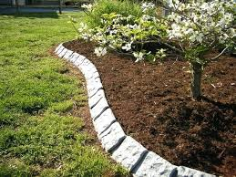 decorative landscape borders decorative stone garden edging at yard decorative border edging