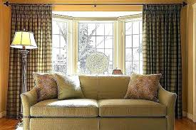 Ideas For Bay Windows In A Living Room