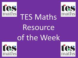 quadratics collection tes maths resource of the week 83